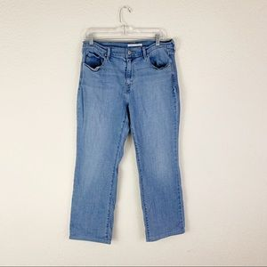 Levi's 505 straight leg denim jeans